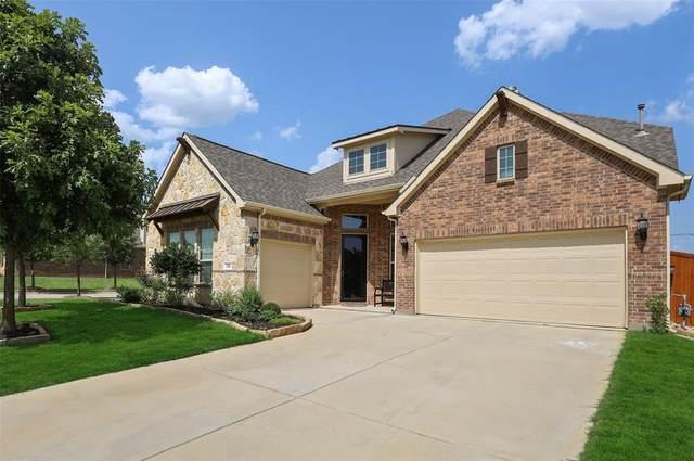 128 Magnolia Lane, Hickory Creek, TX 75065 (MLS #14618736) :: Real Estate By Design