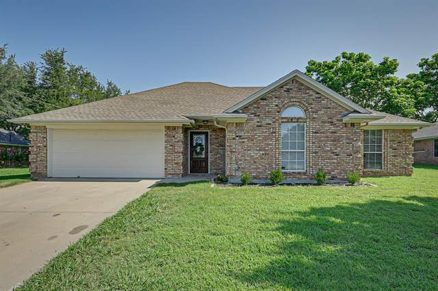 1609 Patti Place, Weatherford, TX 76086 (MLS #14618791) :: Rafter H Realty