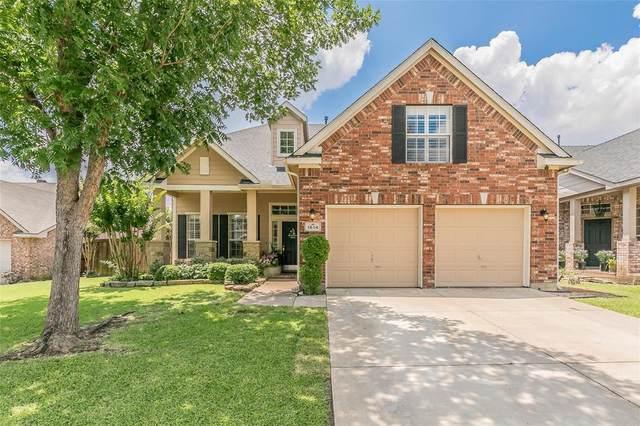 1614 Wood Ridge Court, Corinth, TX 76210 (MLS #14618827) :: The Property Guys