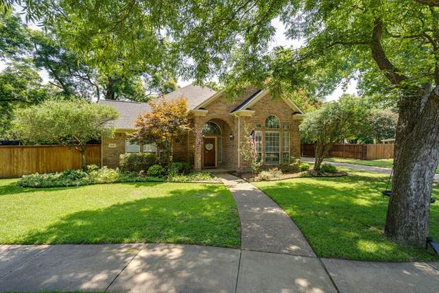 3305 Pecan Park Drive, Flower Mound, TX 75022 (MLS #14618870) :: Rafter H Realty