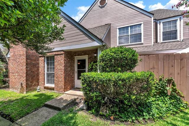 17820 Windflower Way #1101, Dallas, TX 75252 (MLS #14618875) :: The Great Home Team