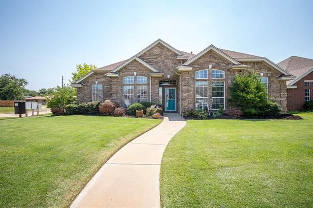 4917 Legacy Drive, Wichita Falls, TX 76310 (MLS #14618888) :: Real Estate By Design