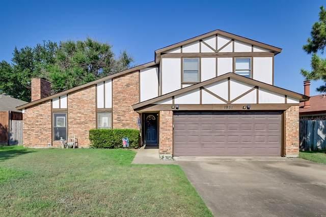 1937 Creek Wood Court, Irving, TX 75060 (MLS #14618892) :: The Mauelshagen Group