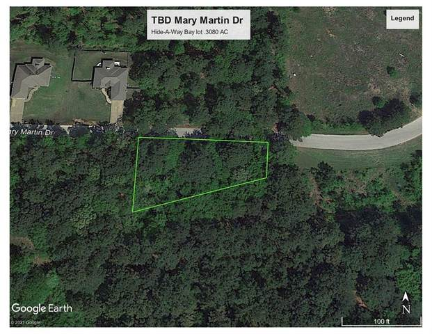 TBD Mary Martin Dr, Flint, TX 75762 (MLS #14618913) :: Real Estate By Design