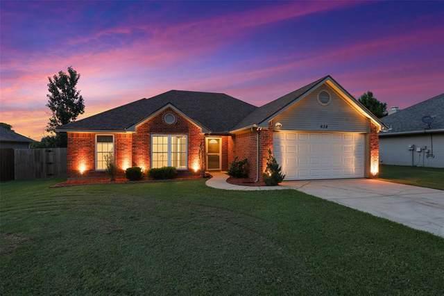 638 Lakeshore Boulevard, Oak Point, TX 75068 (MLS #14618921) :: The Property Guys