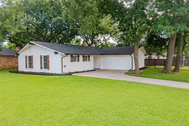 747 Brentwood Lane, Richardson, TX 75080 (MLS #14618950) :: Rafter H Realty
