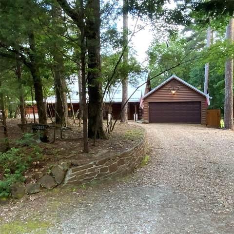 2008 Greenbriar, Holly Lake Ranch, TX 75765 (MLS #14618963) :: Real Estate By Design