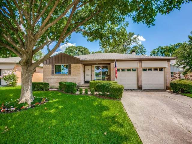 1323 Cypress Drive, Richardson, TX 75080 (MLS #14618975) :: Real Estate By Design