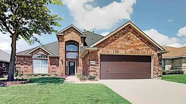 6604 Terrace Glen Drive, Arlington, TX 76002 (MLS #14618994) :: Real Estate By Design