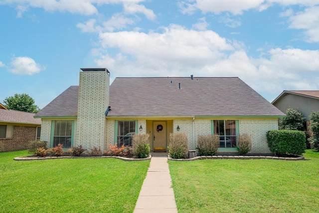 1106 Princeton Drive, Richardson, TX 75081 (MLS #14619054) :: Real Estate By Design