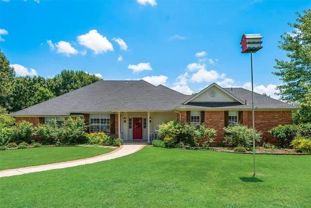 105 Rush Creek Drive, Heath, TX 75032 (MLS #14619068) :: The Daniel Team