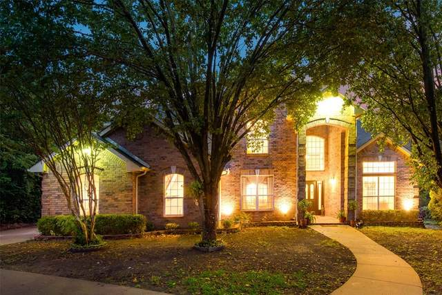 5511 Leeway Drive, Dallas, TX 75236 (MLS #14619073) :: Real Estate By Design