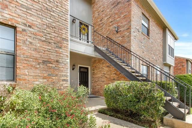 411 Pebble Way #248, Arlington, TX 76006 (MLS #14619075) :: Robbins Real Estate Group