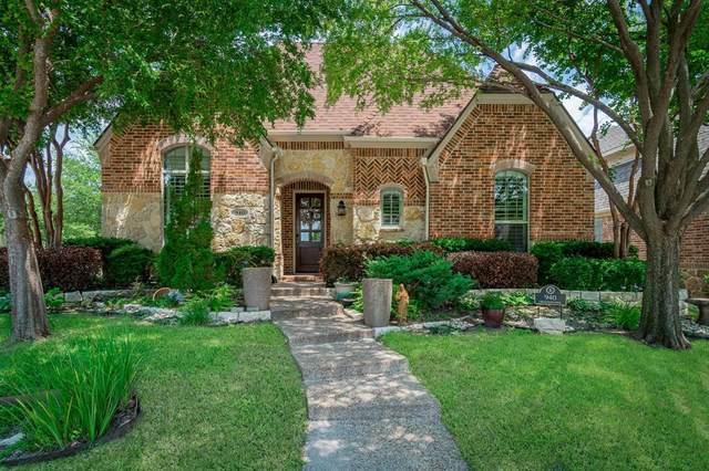 940 Crestmoor Drive, Allen, TX 75013 (MLS #14619106) :: Rafter H Realty