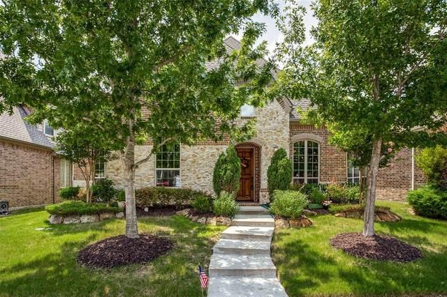 2355 Palazzo Lane, Allen, TX 75013 (MLS #14619111) :: The Mauelshagen Group