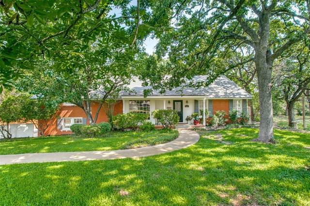 5311 Timberwilde Circle, Fort Worth, TX 76112 (MLS #14619132) :: Real Estate By Design