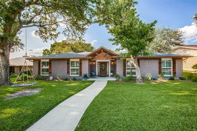 7721 El Padre Lane, Dallas, TX 75248 (MLS #14619156) :: Real Estate By Design