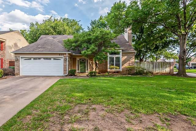 531 Arbor Oak Drive, Grapevine, TX 76051 (MLS #14619191) :: RE/MAX Pinnacle Group REALTORS