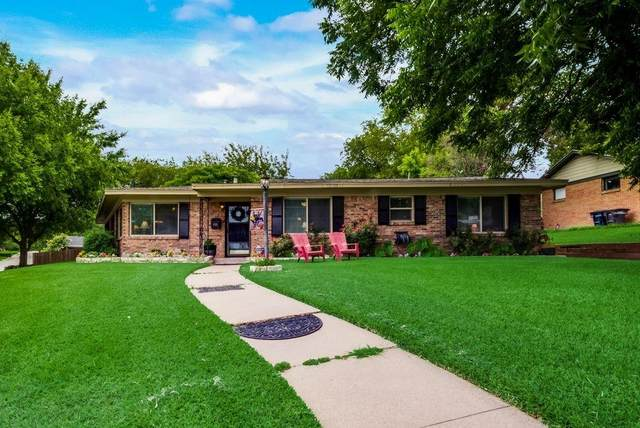 6828 Springhill Road, Fort Worth, TX 76116 (MLS #14619203) :: The Mitchell Group