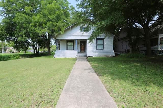 501 N Rogers Street, Waxahachie, TX 75165 (MLS #14619253) :: Wood Real Estate Group