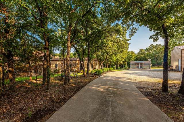590 Oak Bluff Drive, Cross Roads, TX 76227 (MLS #14619256) :: Wood Real Estate Group
