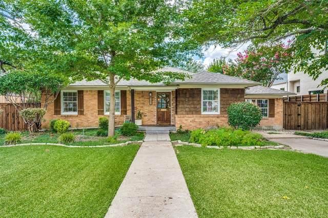 3926 Durango Drive, Dallas, TX 75220 (MLS #14619261) :: Real Estate By Design