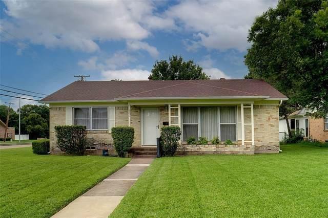 100 Whitehurst Street, Mesquite, TX 75149 (MLS #14619292) :: The Krissy Mireles Team