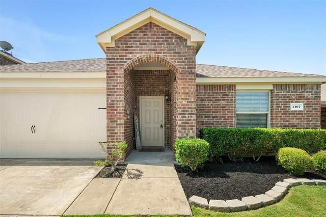 1107 Rainer Drive, Princeton, TX 75407 (MLS #14619317) :: Real Estate By Design