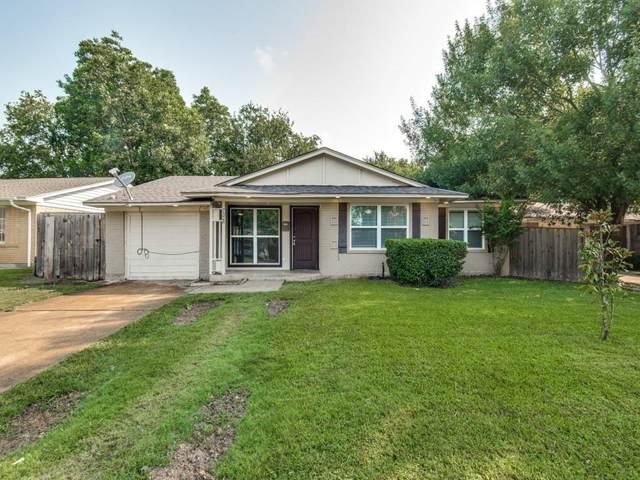 7328 Arborcrest Drive, Dallas, TX 75232 (MLS #14619323) :: Real Estate By Design