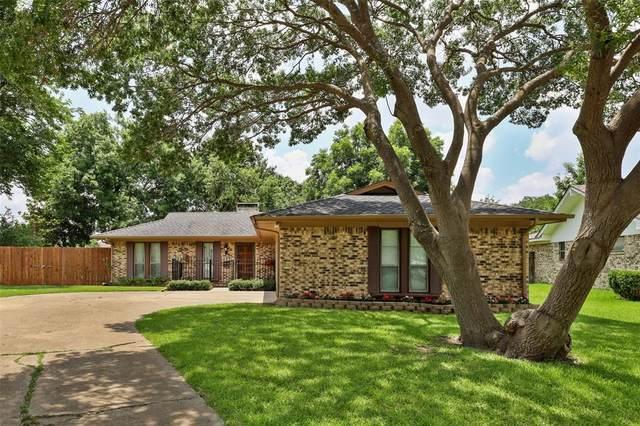 1903 Baxley Circle, Carrollton, TX 75006 (MLS #14619358) :: The Chad Smith Team