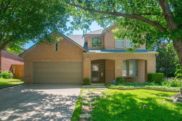 1905 Avonia Drive, Grapevine, TX 76051 (MLS #14619361) :: Real Estate By Design