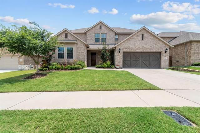 3026 Ivywood Place, Celina, TX 75009 (MLS #14619390) :: The Krissy Mireles Team