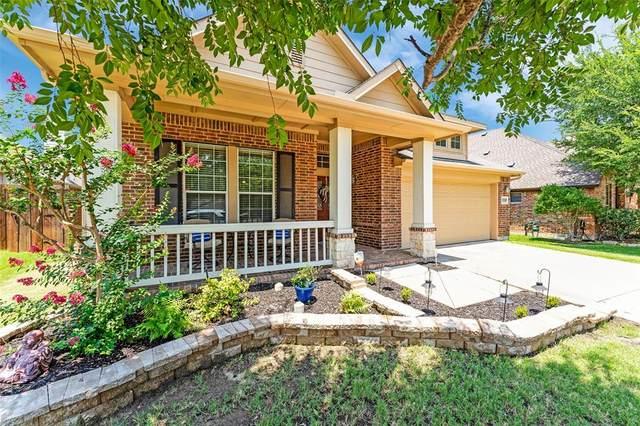 8589 Davis Drive, Frisco, TX 75036 (MLS #14619393) :: Wood Real Estate Group