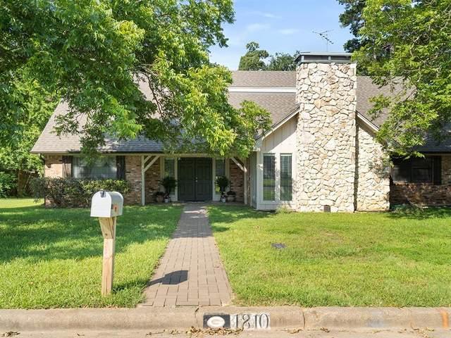 1810 Azalea, Gilmer, TX 75644 (MLS #14619405) :: Real Estate By Design