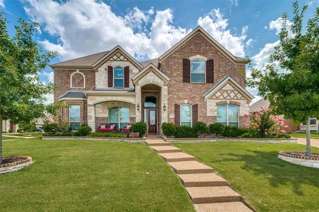 1950 Sweetwater Lane, Prosper, TX 75078 (MLS #14619408) :: Wood Real Estate Group
