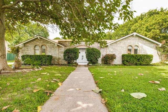 266 Larry Drive, Duncanville, TX 75137 (MLS #14619409) :: Rafter H Realty