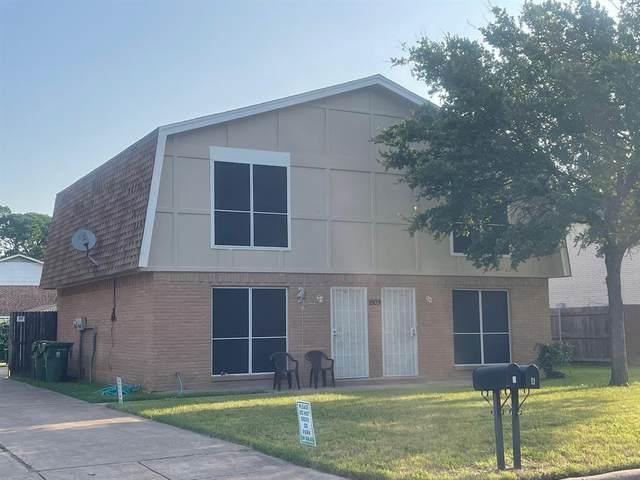 1909 Nolen Court, Arlington, TX 76012 (MLS #14619469) :: Wood Real Estate Group