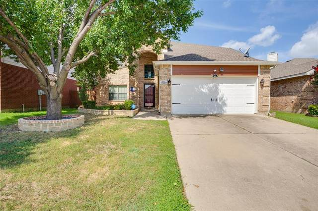 13229 Fiddlers Trail, Fort Worth, TX 76244 (MLS #14619482) :: Rafter H Realty