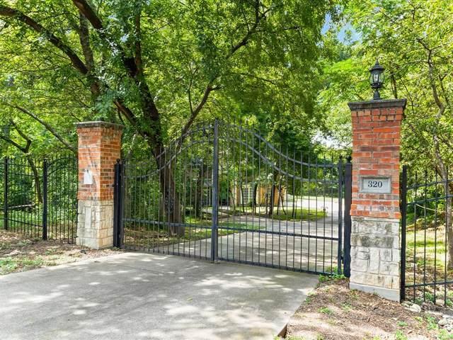 320 Oakwood Drive, Hurst, TX 76053 (MLS #14619488) :: Wood Real Estate Group