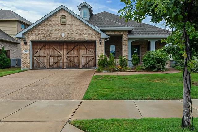 1605 Bull Street, Aubrey, TX 76227 (MLS #14619500) :: Wood Real Estate Group
