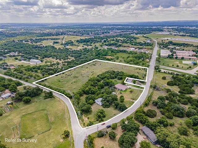 818 N Oakridge Drive, Weatherford, TX 76087 (MLS #14619518) :: Wood Real Estate Group