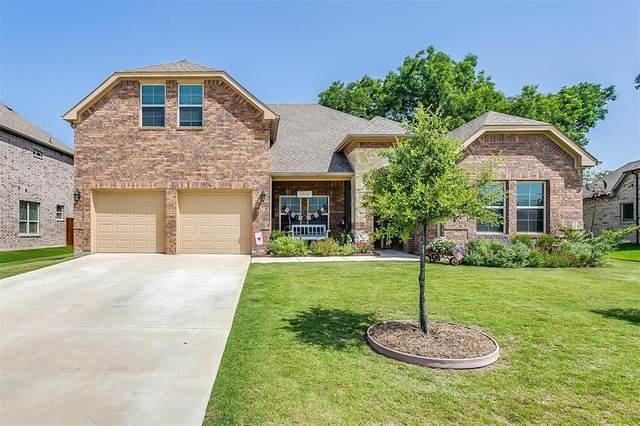 185 Breeders Drive, Willow Park, TX 76087 (MLS #14619532) :: The Mitchell Group