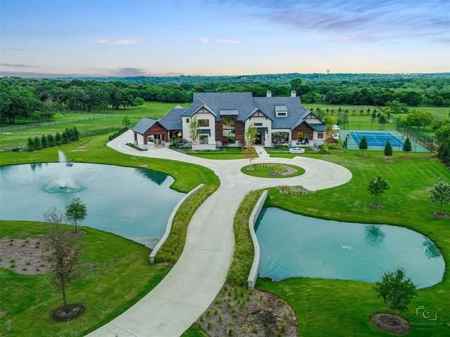245 E Bob Jones Road, Southlake, TX 76092 (MLS #14619542) :: Real Estate By Design