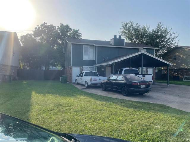 509 Norwood Circle E, Arlington, TX 76013 (MLS #14619561) :: Real Estate By Design