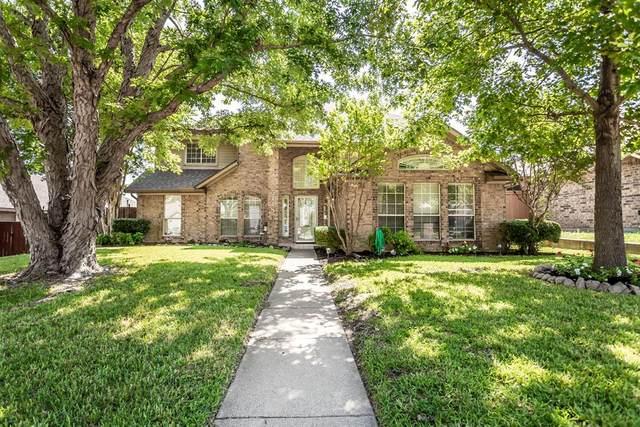 5118 Glen Vista Drive, Garland, TX 75044 (MLS #14619578) :: The Daniel Team