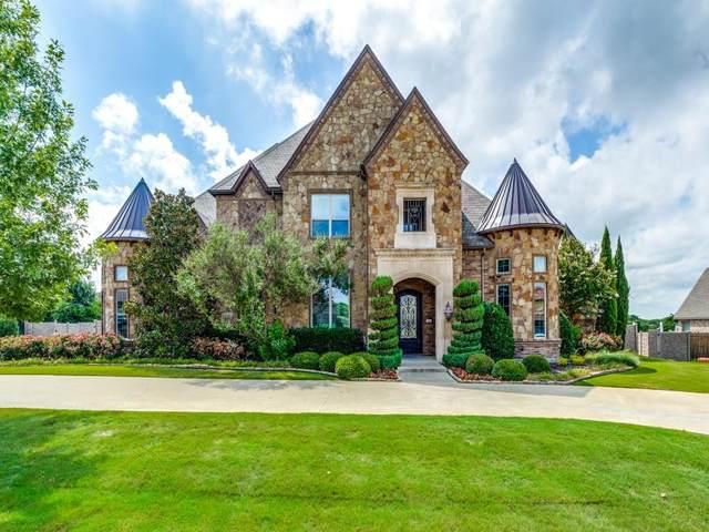 7909 Bella Flora Drive, Fort Worth, TX 76126 (MLS #14619595) :: Real Estate By Design