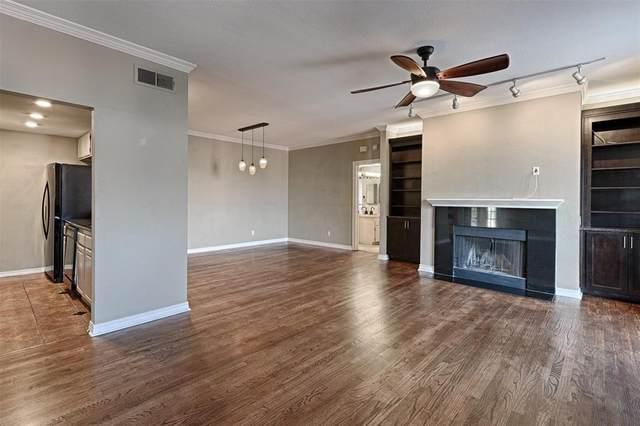 3208 Cole Avenue #2303, Dallas, TX 75204 (MLS #14619597) :: The Chad Smith Team