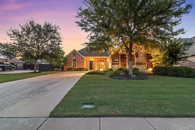 1917 Baltimore Drive, Allen, TX 75002 (MLS #14619598) :: 1st Choice Realty