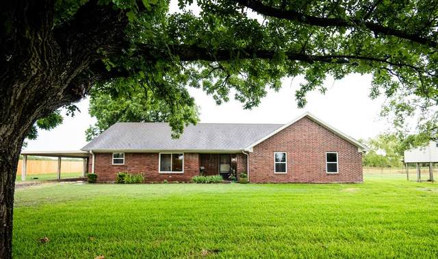 3885 SE County Road 0060, Corsicana, TX 75109 (MLS #14619628) :: Real Estate By Design