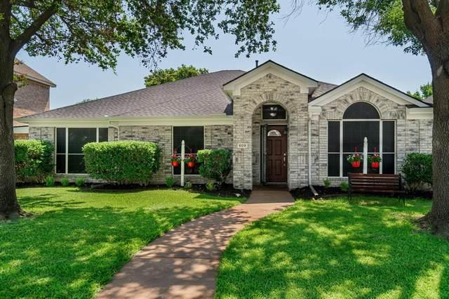 609 Easton Lane, Allen, TX 75002 (MLS #14619634) :: Wood Real Estate Group